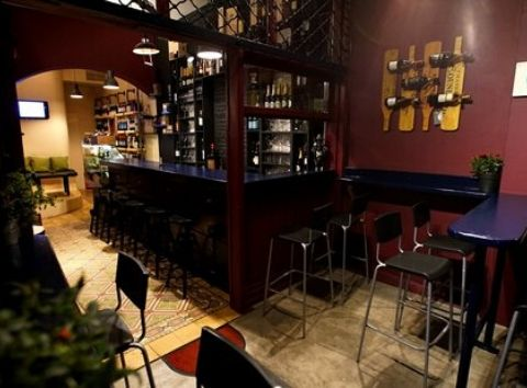 #1 - Best Wine bar Athens