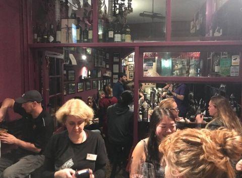 Greek wines Cinque wine bar