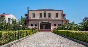 domaine hatzimichalis greek wineries Cinque wine bar