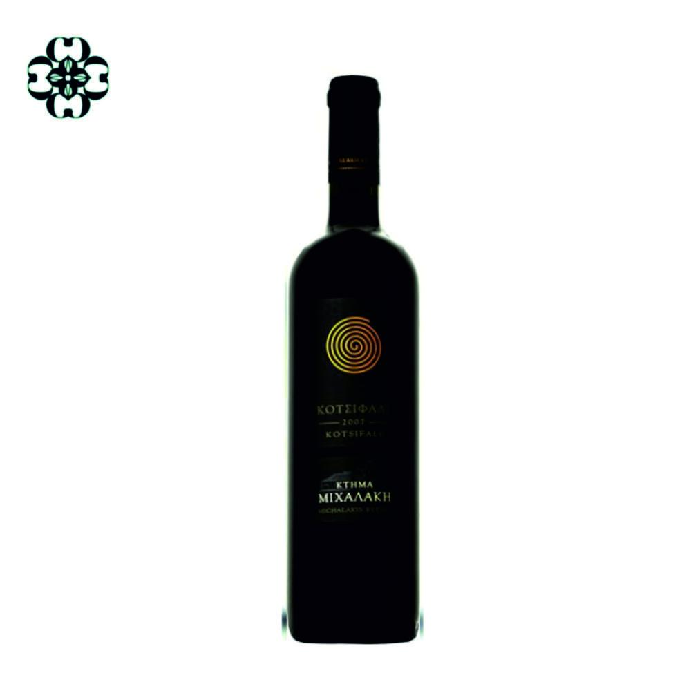 Kotsifali indigenous variety Cinque wine bar Athens