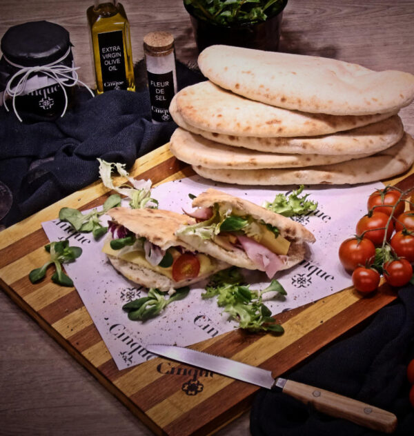 Panini greek products Cinque wine bar Athens