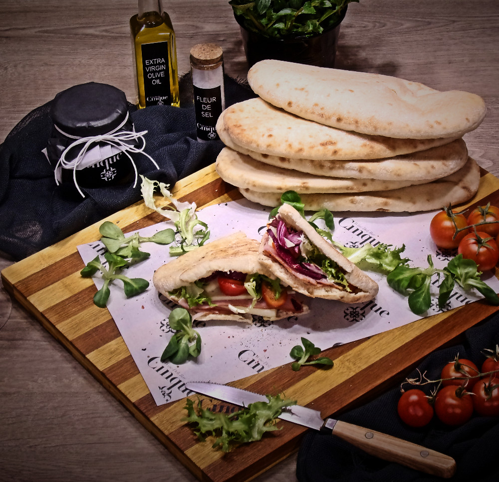 Panini greek products exquisite tasteCinque wine bar Athens