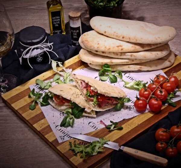 Panini greek products fresh ingredients Cinque wine bar Athens