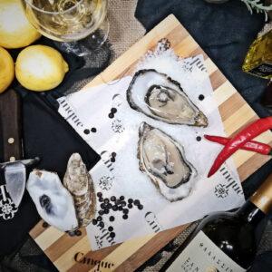 Thalassitis Santorini Assyrtiko Ktima Gaia oysters Cinque wine bar Athens