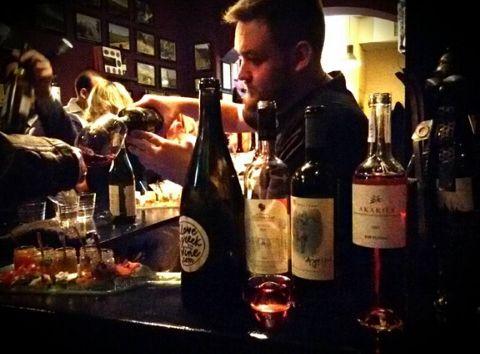 Greek wines Cinque wine & deli bar