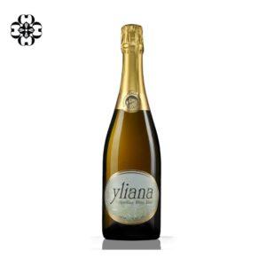 Yliana sparkling wine Porto Carras Cinque wine bar Athens