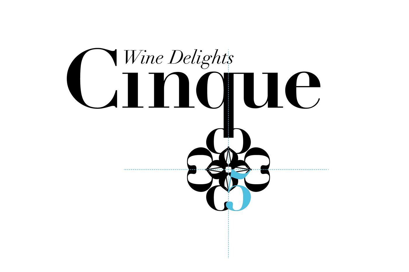Cinque Wine Delights logo