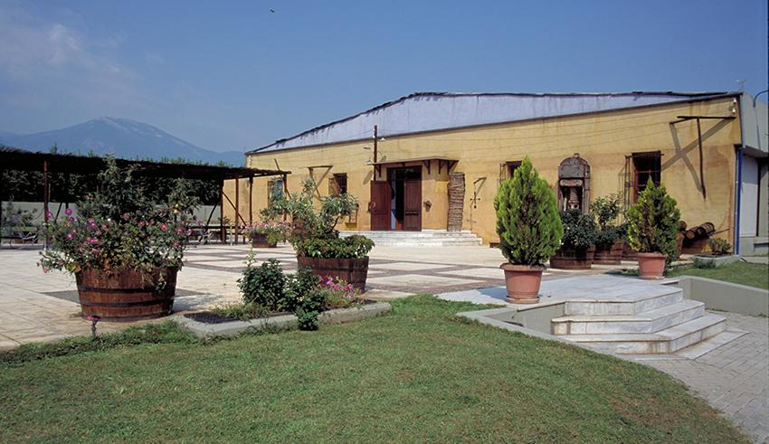 Boutari Naoussa winery xinomavro greek wines Cinque wine bar