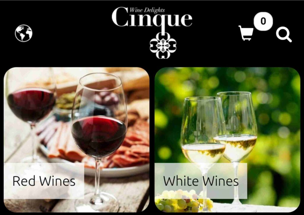 Wine list - Wine bar Athens - wine tasting- greek wine tasting Athens