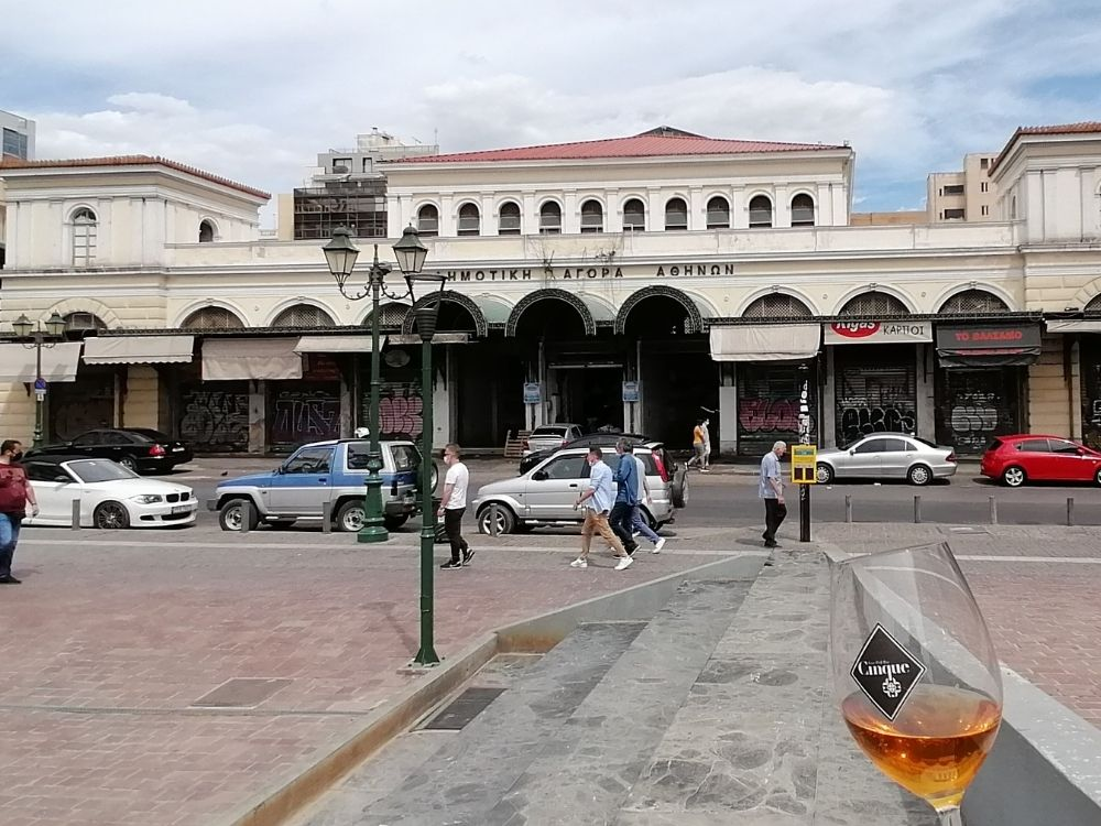 Athens Central Market (Varvakeios)