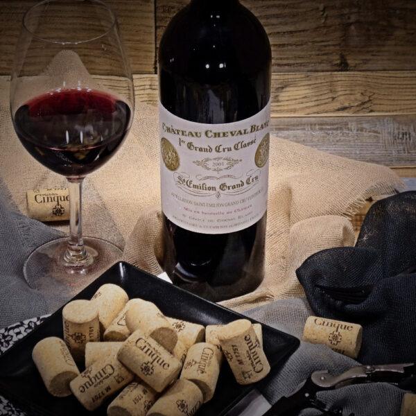 Cinque wine & deli bar take out Chateau
